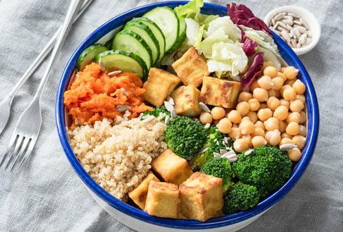 Healthy Vegetarian Source
