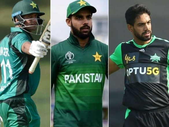 Pakistan cricketers Haider Ali, Haris Rauf and Shadab Khan test positive for COVID-19