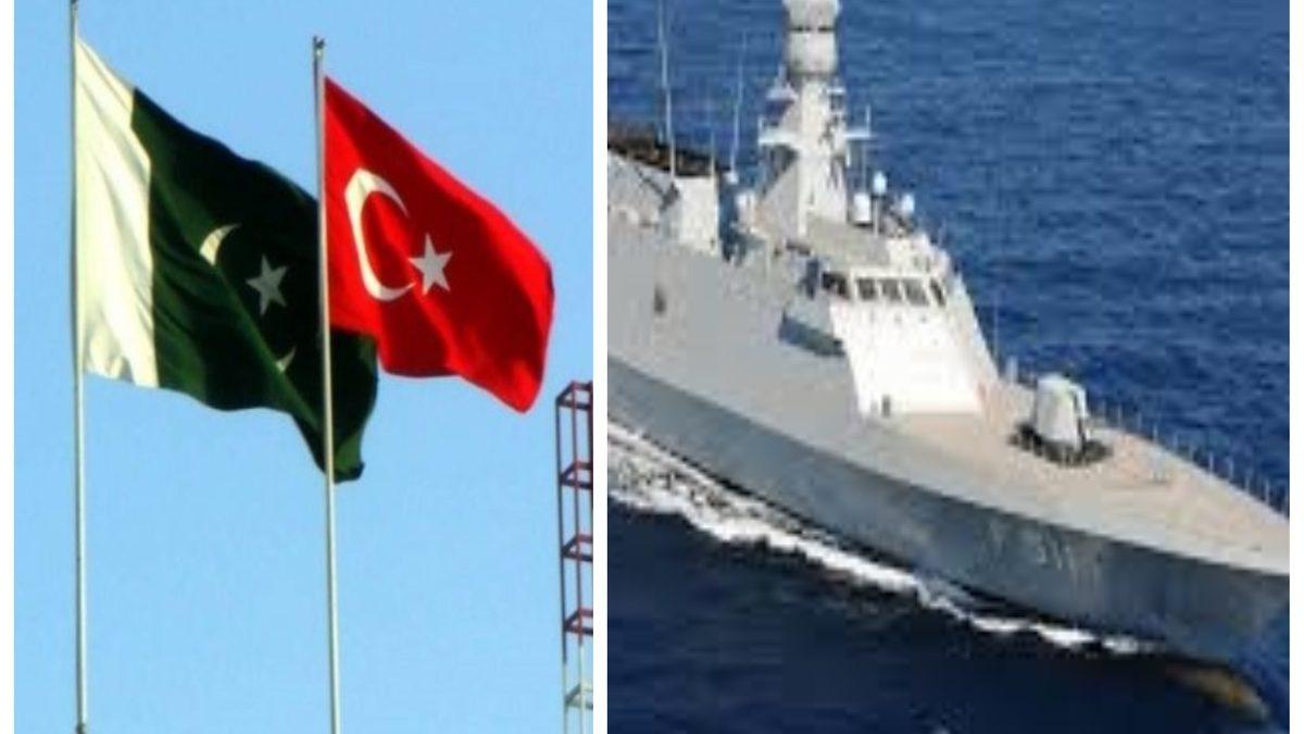 Turkey, Pakistan Begin Construction of Modern Warships