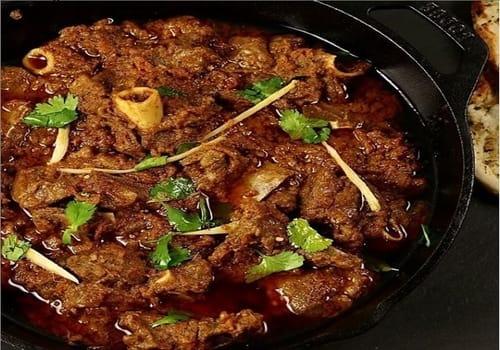 Mutton Karahi For Eid