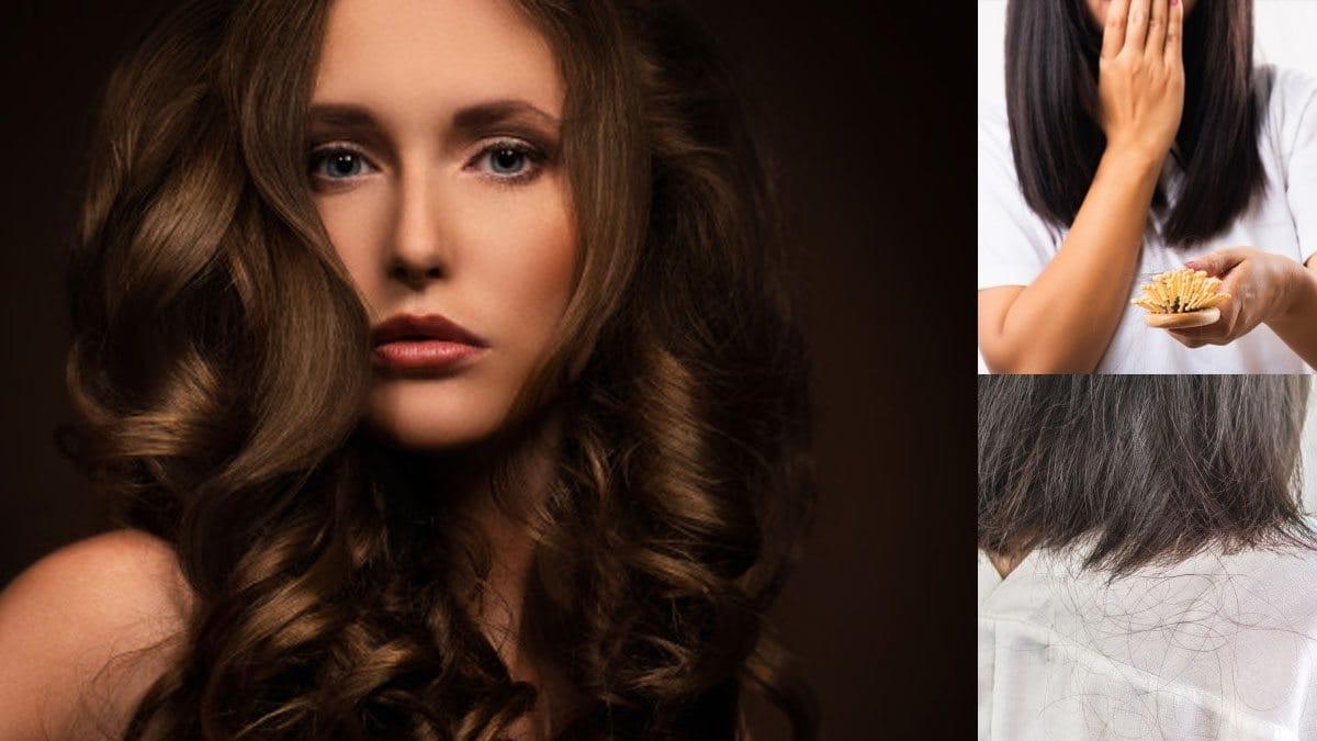 5 Magic Tricks To Cure Hair Loss