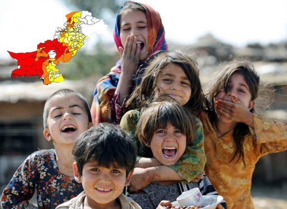 How to reduces poverty in Pakistan