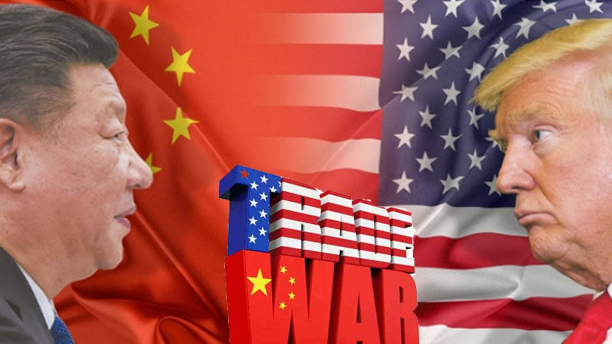 US-China Trade War And Its Global Impact