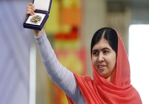 The youngest Nobel Price winner