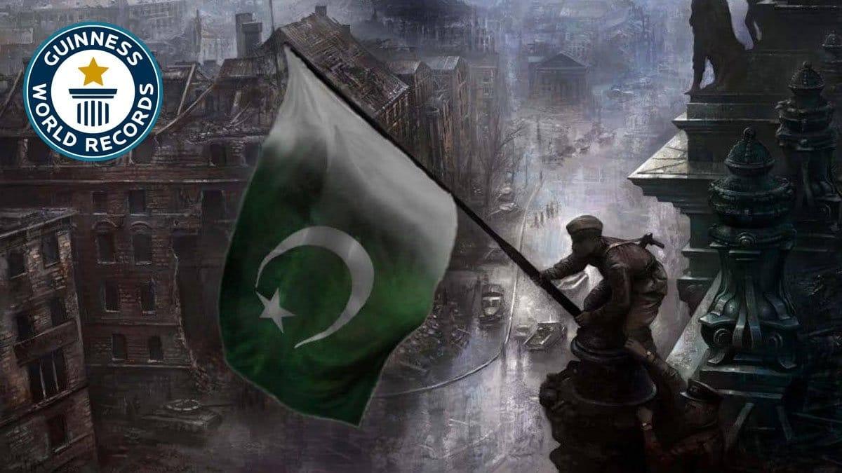 33 Unbreakable Pakistani World Records That Make US Proud