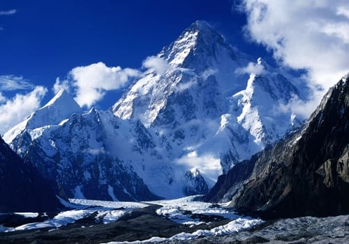 World's Biggest Mountain Face