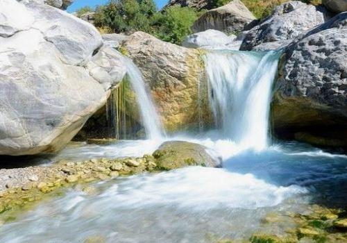 Harnai District Waterfall