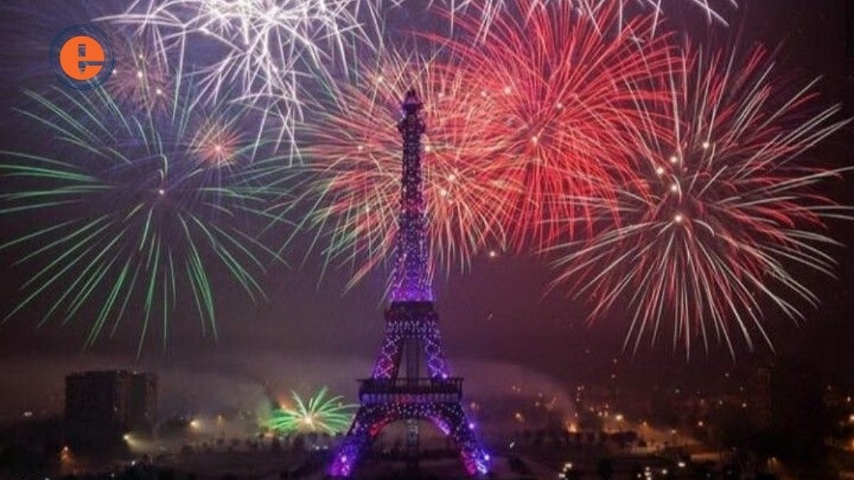 How Pakistani celebrates New Year Night