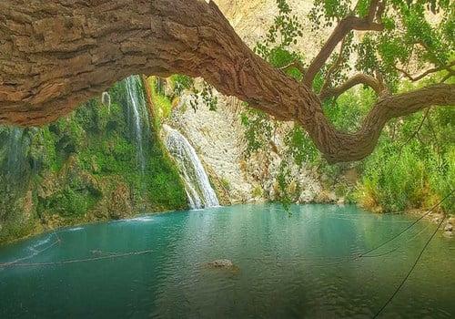 Kanrach Waterfall