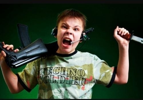 5 Negative Impact Of Playing Video Games