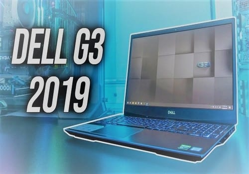 Dell G3 2019