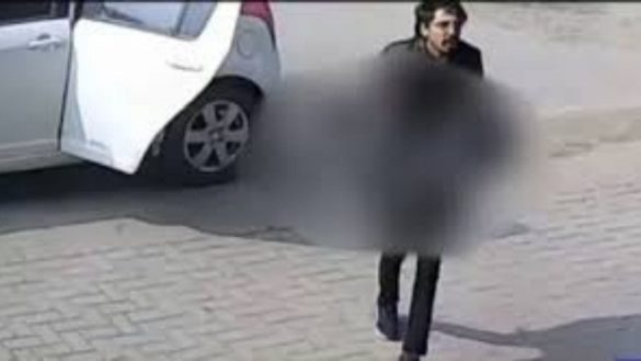 Lahore Men Arrested After CCTV Footage Emerges Of Him Dumping Pregnant Student's Body At the hospital