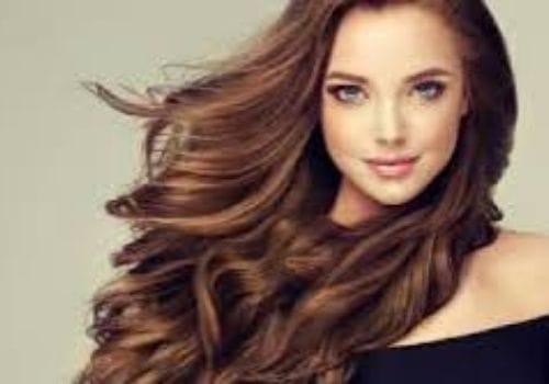 For Extra Shiny Hair