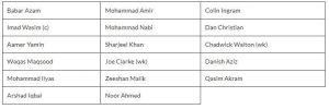Karachi Kings Sqards