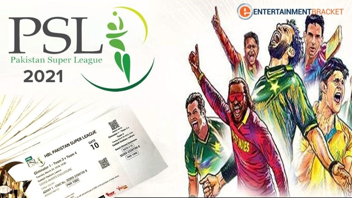 PSL 2021 Price: How To Buy PSL Tickets Online