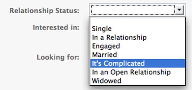Sharing Relationship Details