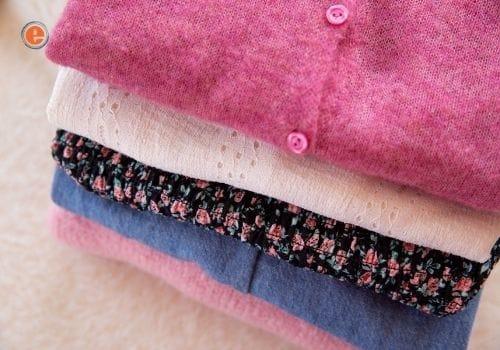 5 different colour Clothes