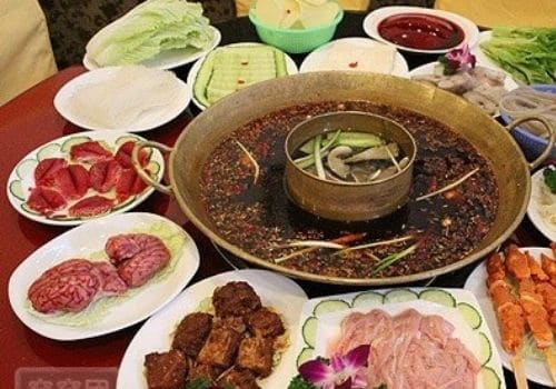 Hot Pot and their items