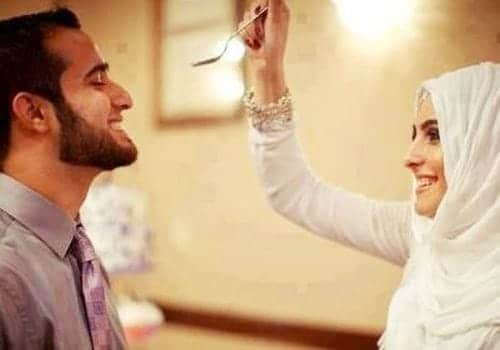 Intimacy Between Married Couples