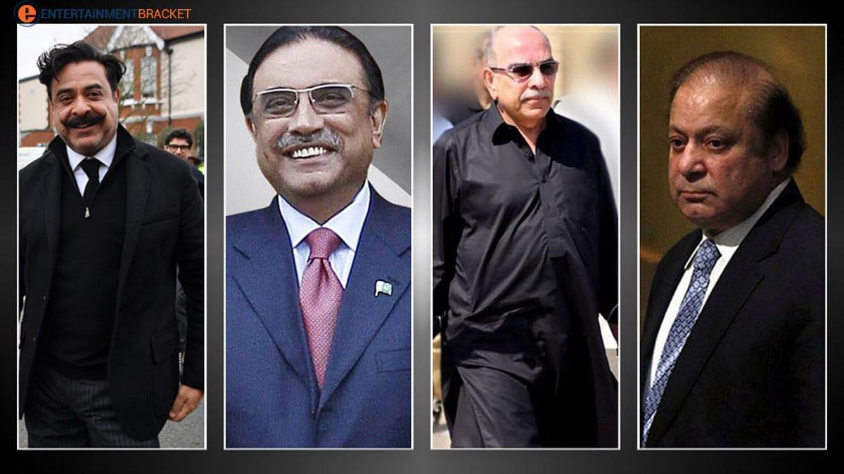Top 10 Richest Man in Pakistan 2021