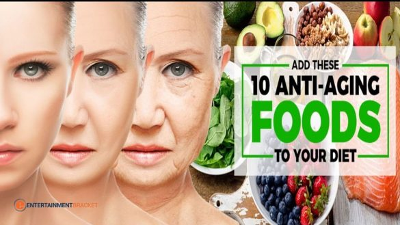 10 Best Anti-Aging Foods to Look Younger