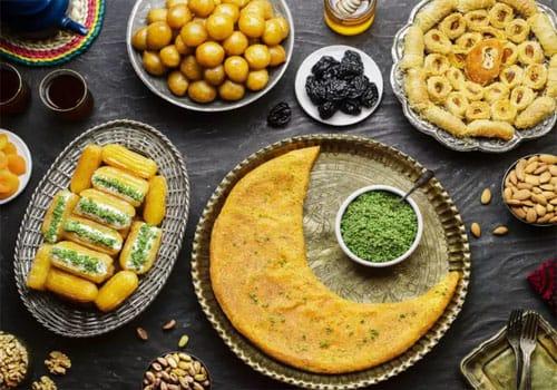 Health food for eid