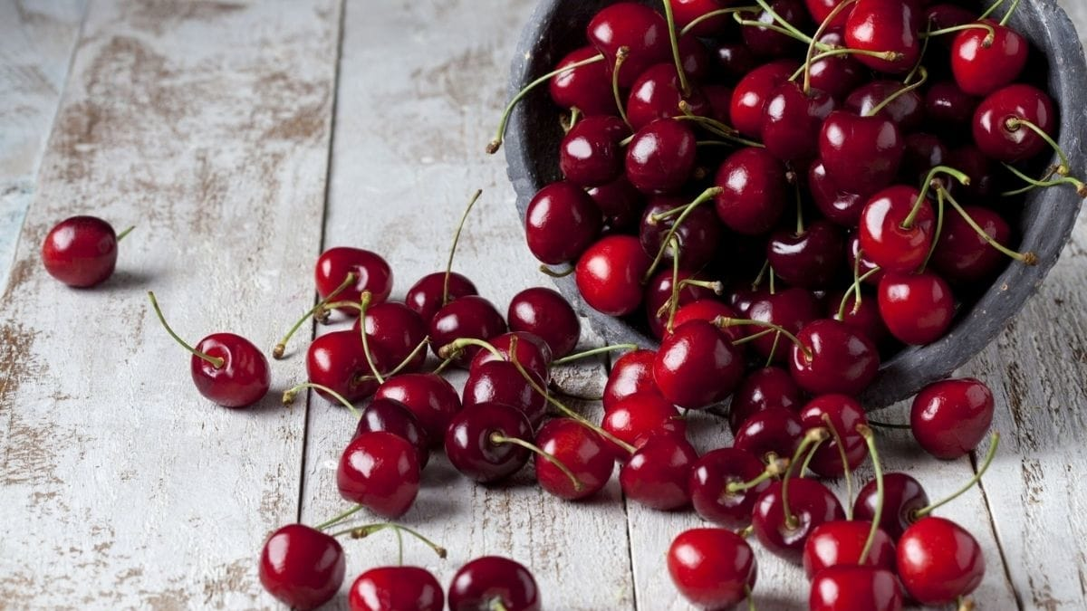 11 Health Benefits Of Cherry You Didn't Know About
