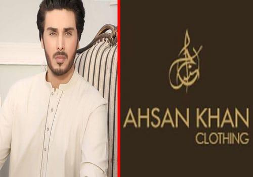 Ahsan Khan Clothing