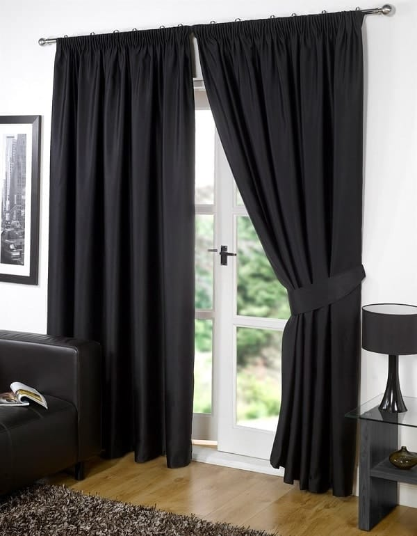 Invest In Blackout Curtains If Possible
