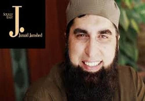 J. – Junaid Jamshed
