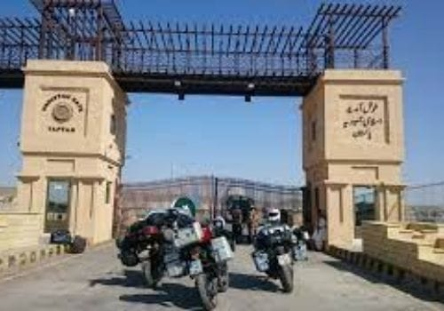 Nok kundi hot city of pakistan