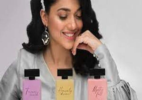 Sanam Jung Fragrances