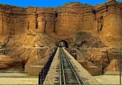 Sibi hot city of pakistan
