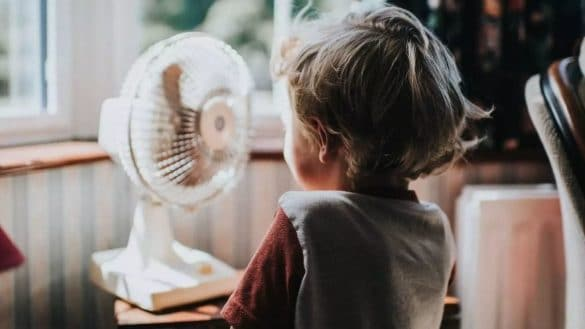 keep house cool without air conditioning