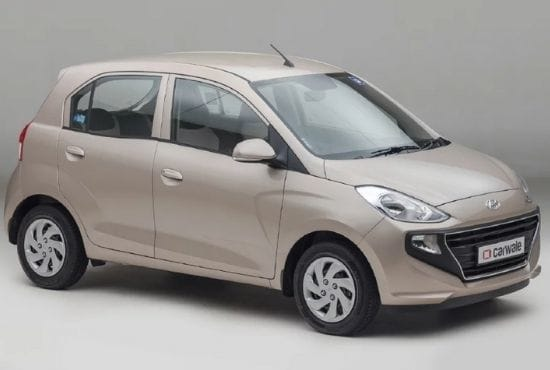 Hyundai Santro car in pakistan