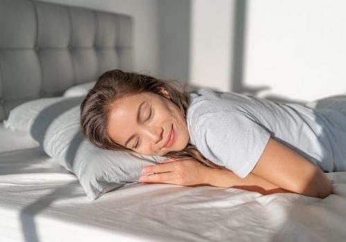 girl Sleep On Your Tummy